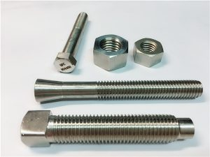 No.61-Alloy 400 UNS N04400 EN 2.4360 Monel 400 skrúfa