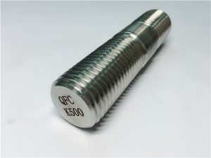 No.62-Monel K500 snittari stangir